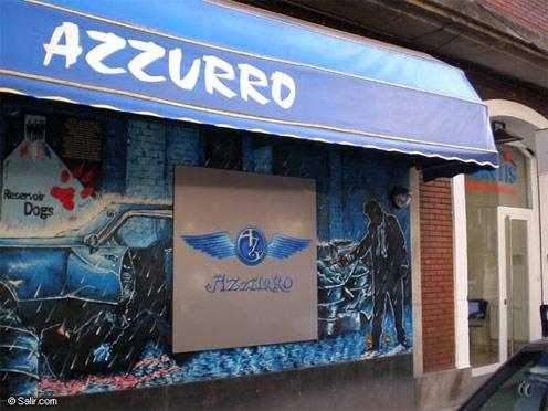 Fachada Azzurro 2008