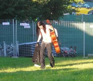 violonchelo apocalyptica