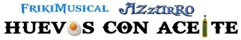 Logo FrikiMusical Huevos con Aceite